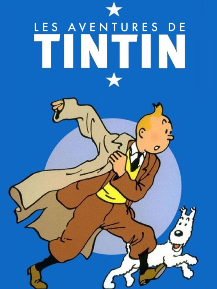 Adapting-Comics-to-Animation-Tintin