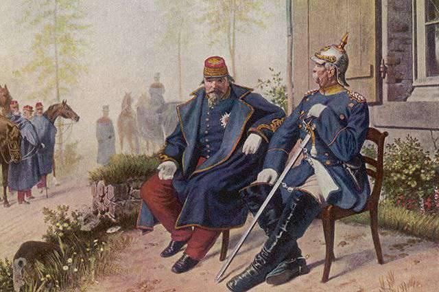 Napoleon III and Otto von Bismarck - headstuff.org