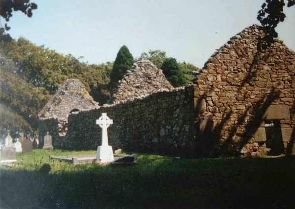 The ruins of Killeavy Old Church - headstuff.org