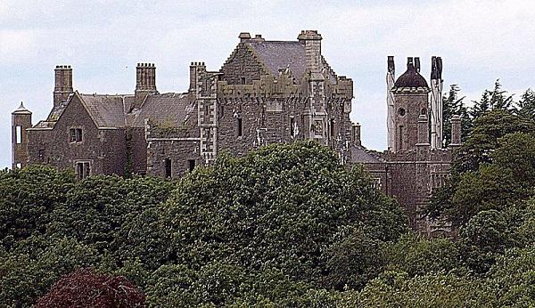 Tandragee Castle - headstuff.org