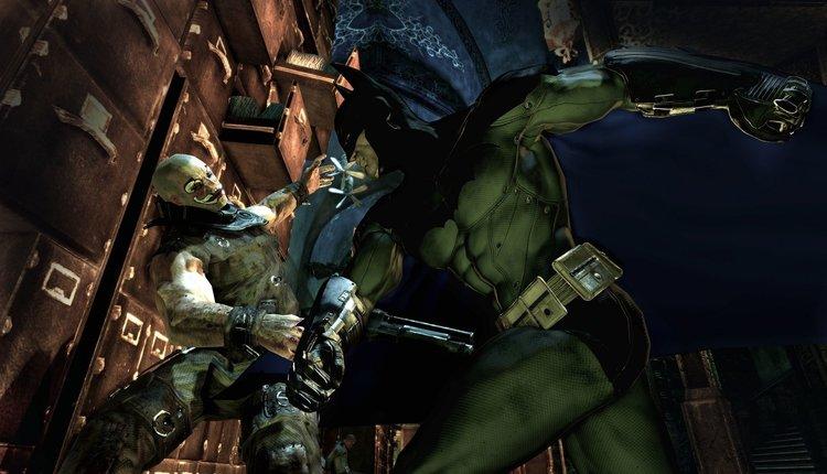 Batman: Arkham Asylum - HeadStuff.org