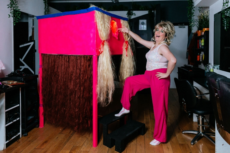 SARAH DEVEREUX My Fringe Show