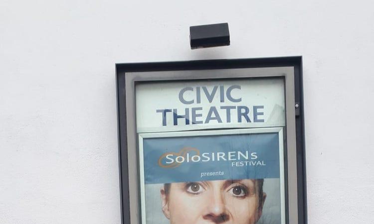 CIvic Theatre - Solo Sirens
