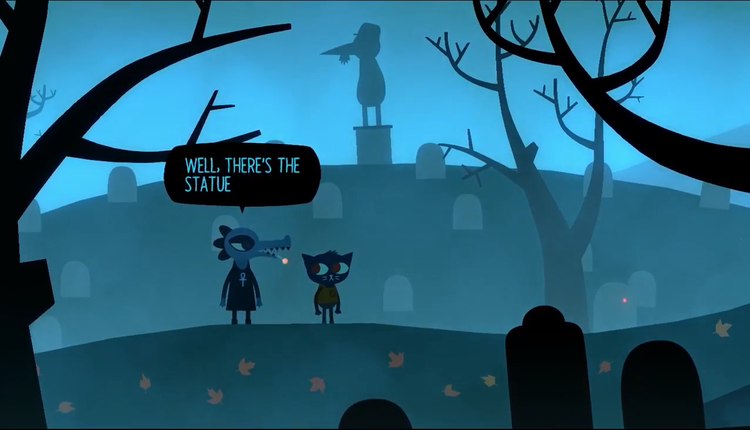 Night in the Woods - HeadStuff.org