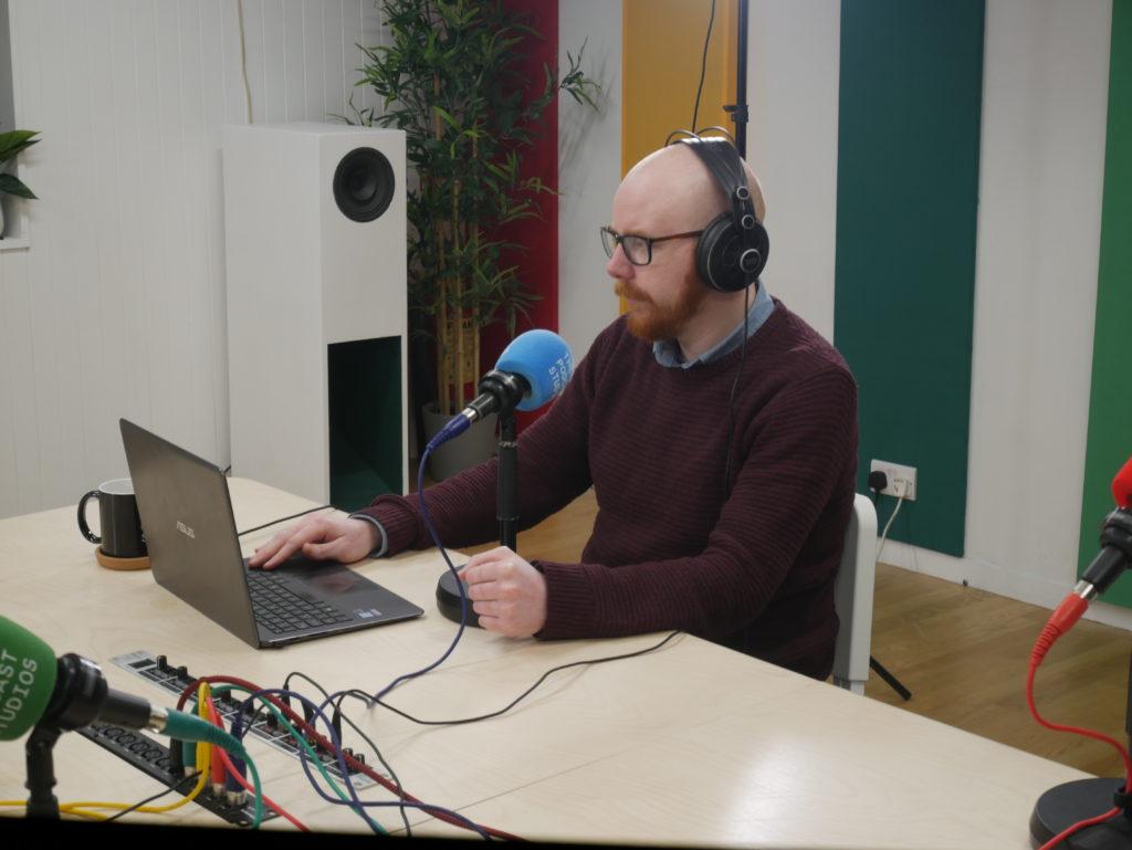 Webinar The Podcast Studios