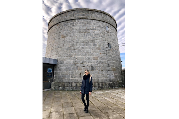 Martello tower - Headstuff