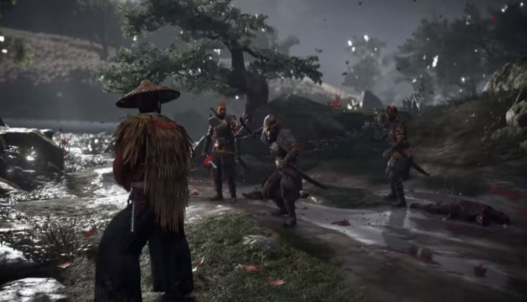 Ghost of Tsushima - HeadStuff.org