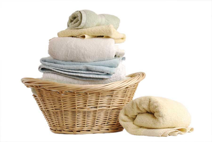 Clean + Green Laundry Tips