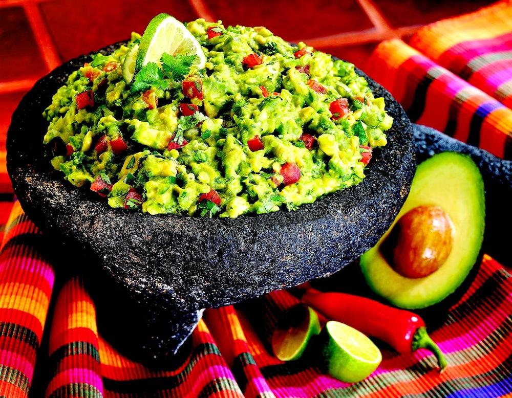 BBQ Avocado Guacamole