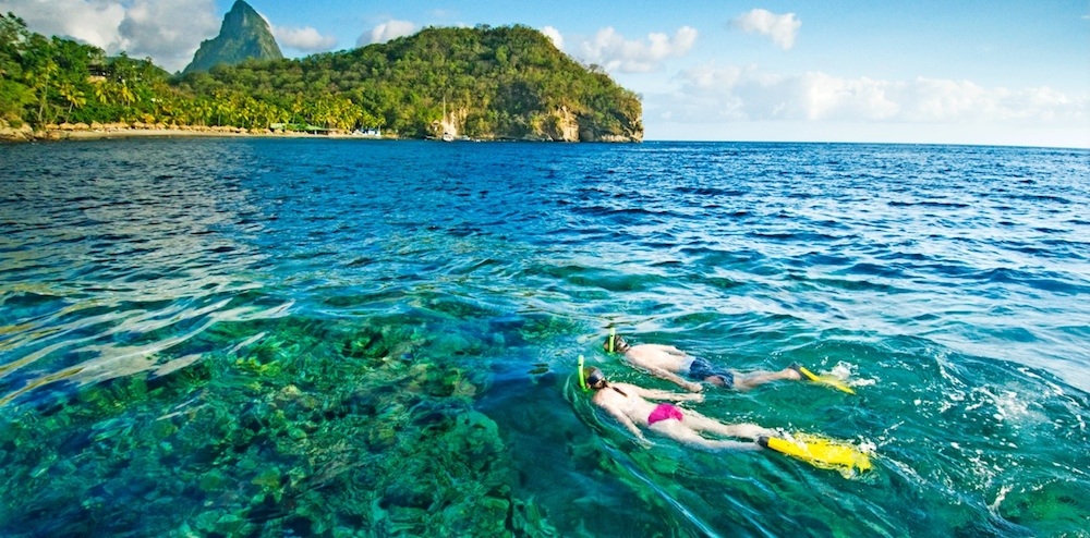 Romantic Getaway to St. Lucia