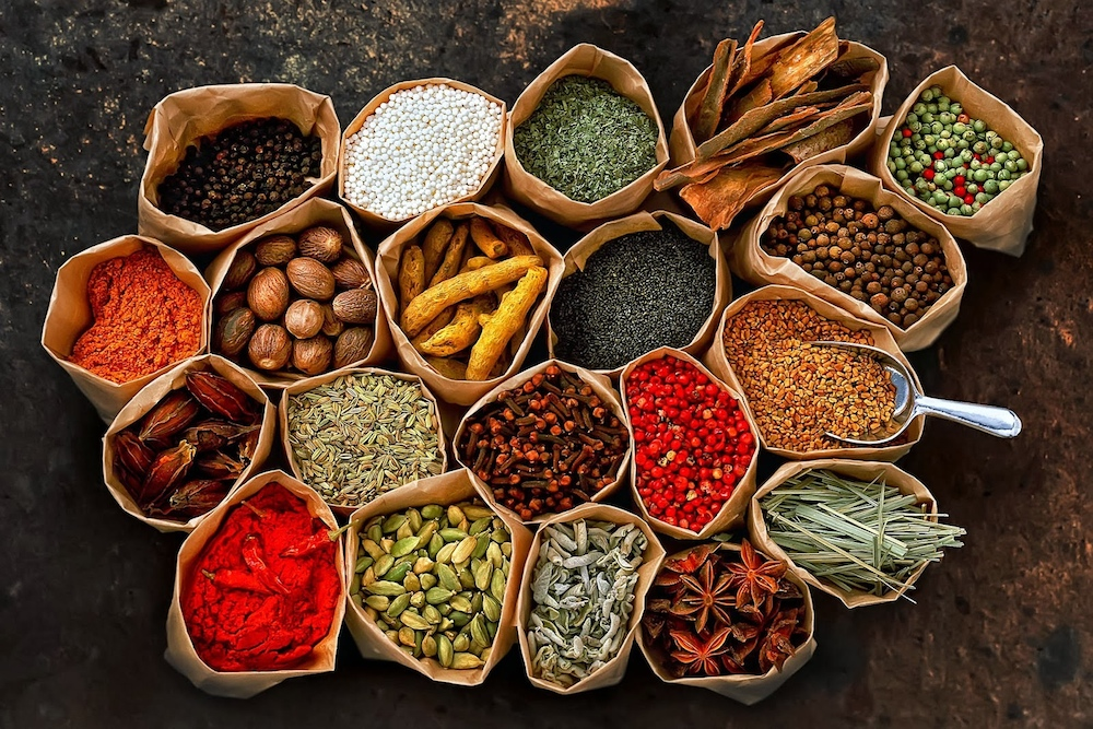 13 SuperFood Spices