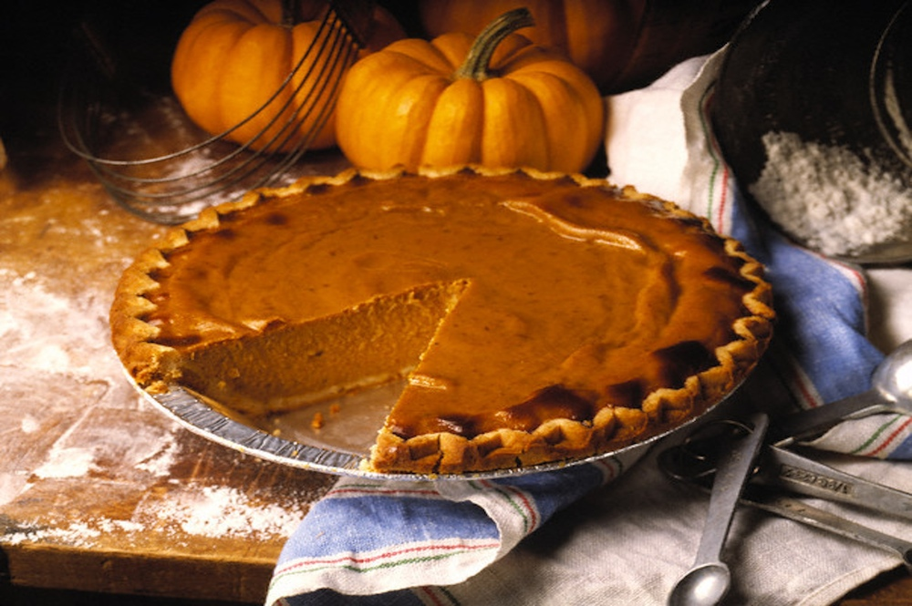 Creamy Vegan Pumpkin Pie