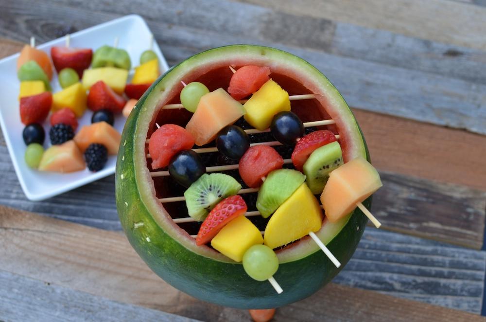 Fun + Fruity Watermelon Grill