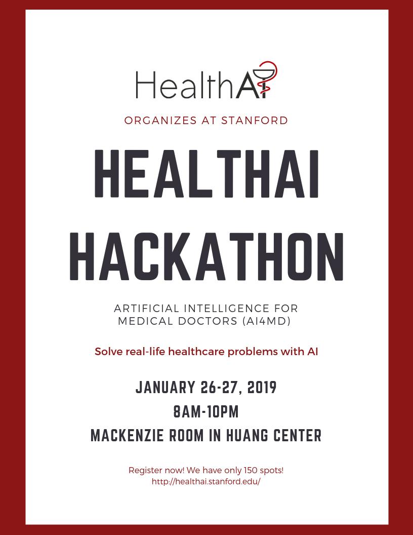 HealthAI hackathon
