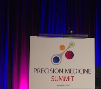 Skirmishes, Uncertainties, and Great Promise: Robert Green on Precision Medicine
