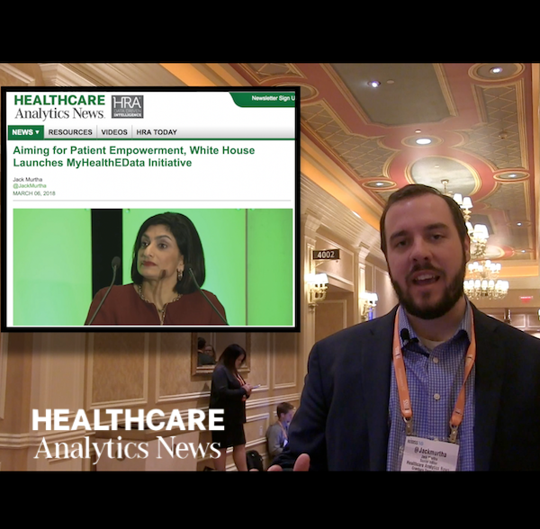 Jack Nowell Is Brought To Ground: Great Stories From The Ground At HIMSS