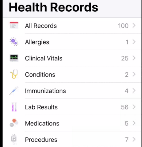 How Apple Brings Health Records to the Smartphone