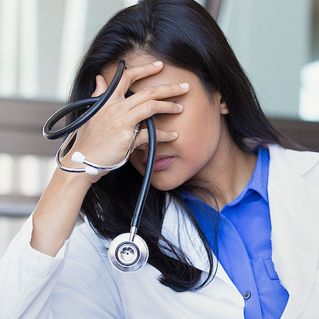 Physicians Remain at Increased Risk for Burnout, AMA and Mayo Clinic Study Finds