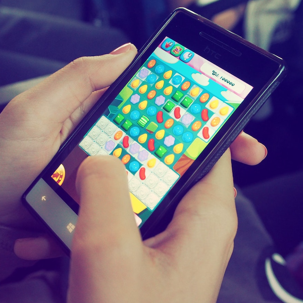 Mobile Games Provide Effective Measure of Cognitive Decline