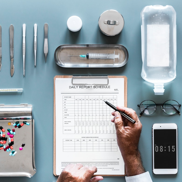 A Coordinated Medical Record System Defines the Holy Grail of Healthcare IT