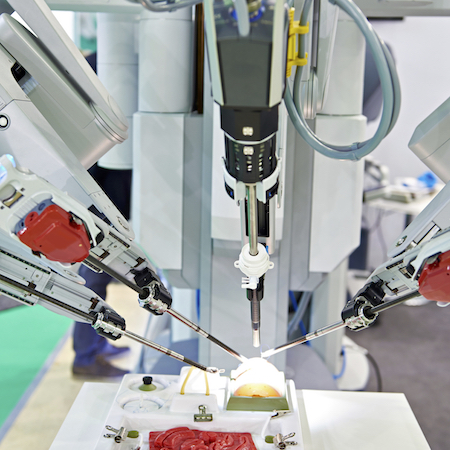 Nailing Down the Numbers Surrounding Robotic Surgery