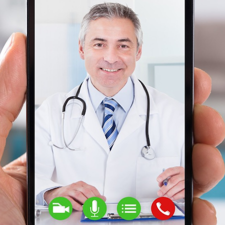 Patients, Clinicians Satisfied with Telehealth for Follow-Up Care