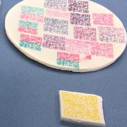 An Edible QR Code Might Advance Precision Medicine