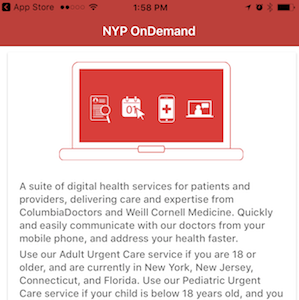 NewYork-Presbyterian Expands its Telehealth Offerings