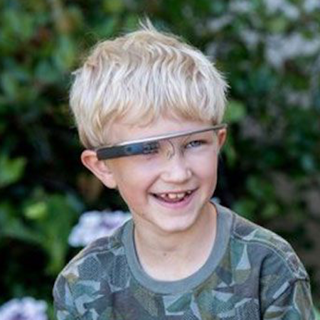 Superpower Glass Improves Socialization in Children with Autism