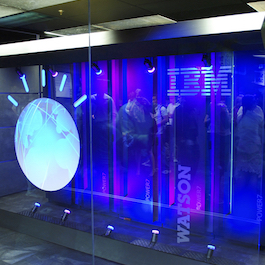 How Watson Can Help Pinpoint Therapies for Cancer Patients