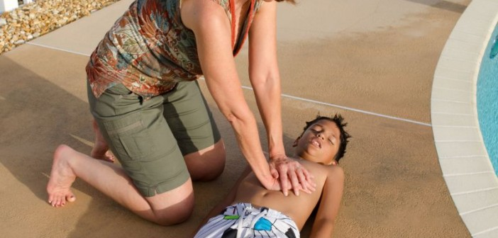 Bystander CPR Helps Save Brain Function After Near-Drowning