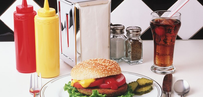 Here's Why a Soda With That Burger Is Especially Fattening