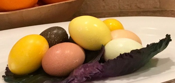 AHA: The Heart-Healthy Way to Dye Those Easter Eggs
