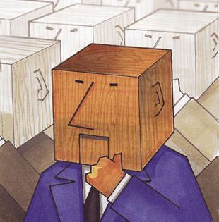 Man-with-blockhead
