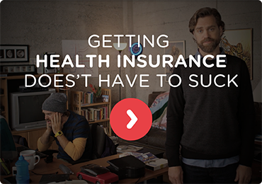 Getting Health Insurance Doesn't Have to Suck