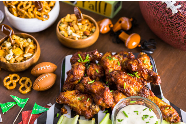 Health(ier) Snack Ideas for a Super Game Day