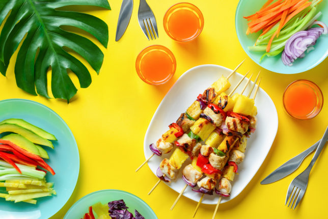 Fire Up the Grill with These Healthy Summer Treats