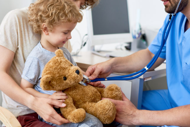 8 Good Questions to Ask Your Pediatrician