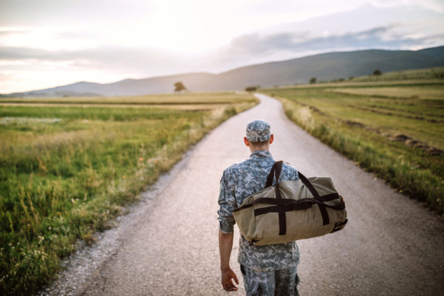 Military Suicide & How to Address It