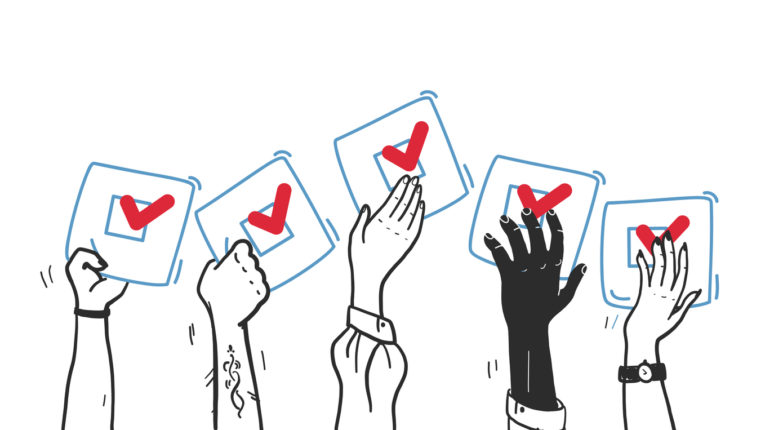 4 Ways Voting is Good for Your Health