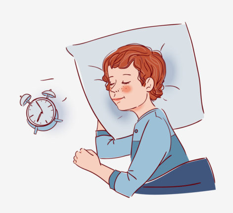 How Much Sleep Do Kids Need?