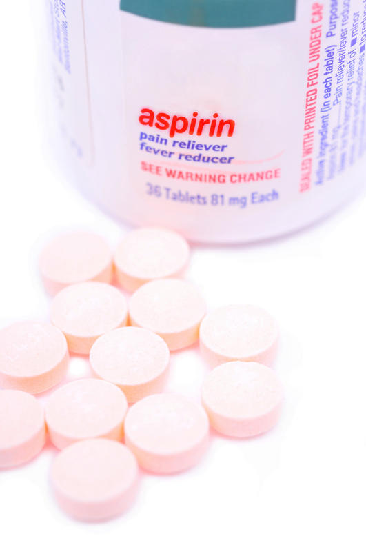 Aspirin And Cipro