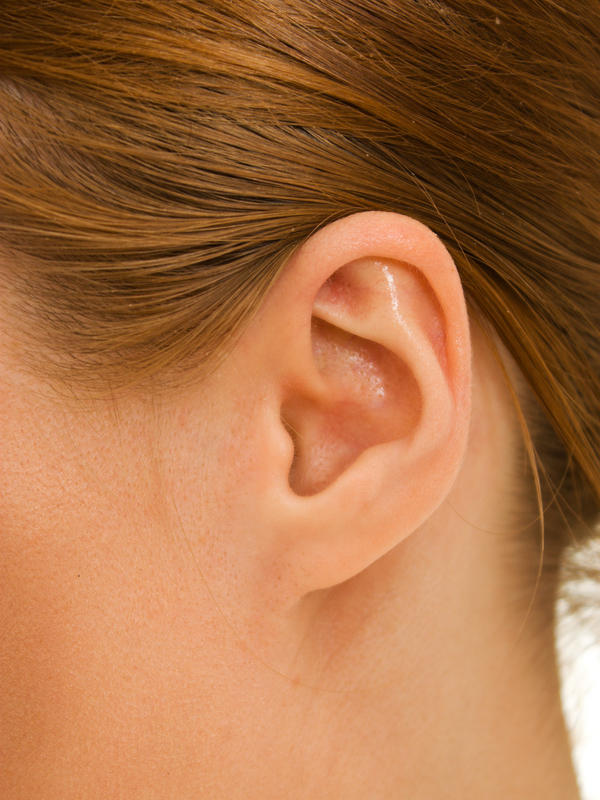 how to clean clogged ears