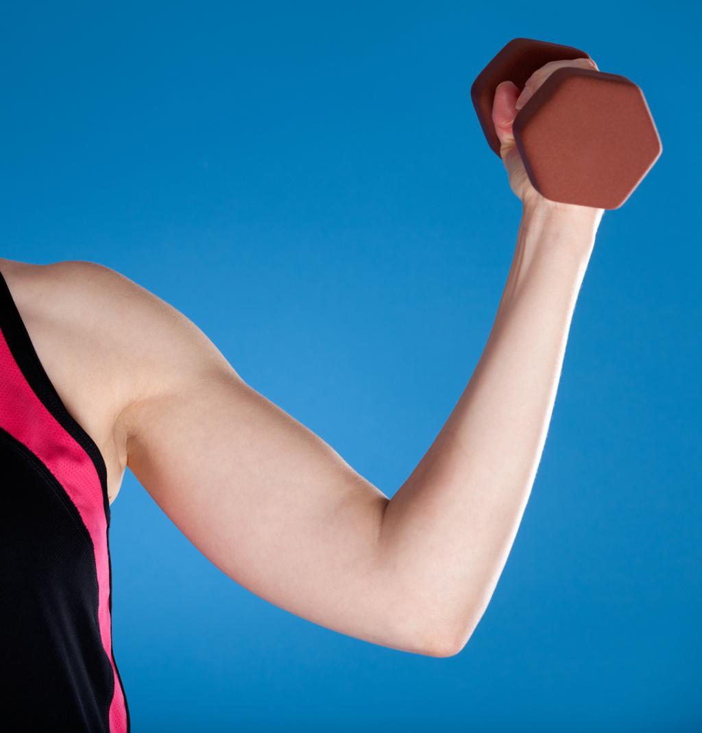 Shoulder Muscle Weakness