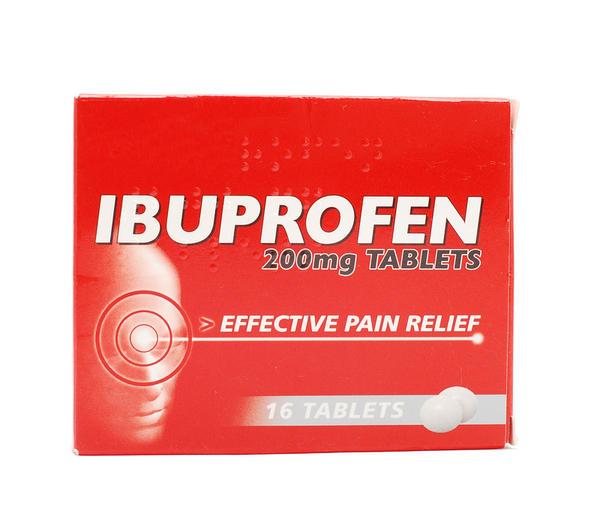 ibuprofen and gabapentin