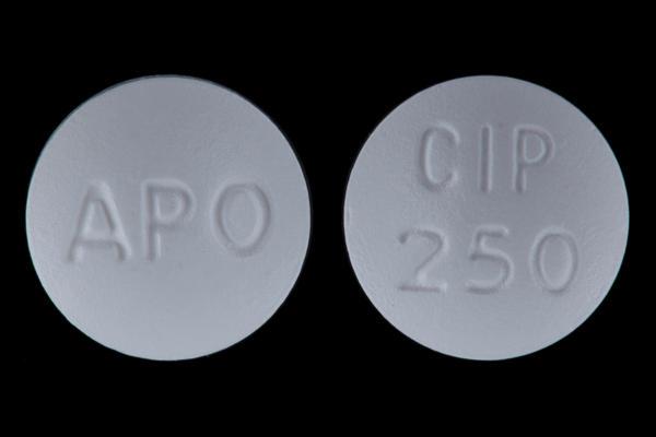 Ciprofloxacin Hcl And Alcohol