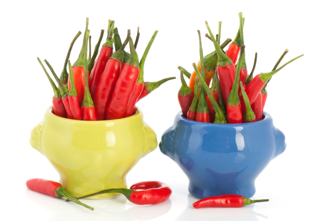 Eating Spicy Food While Nursing