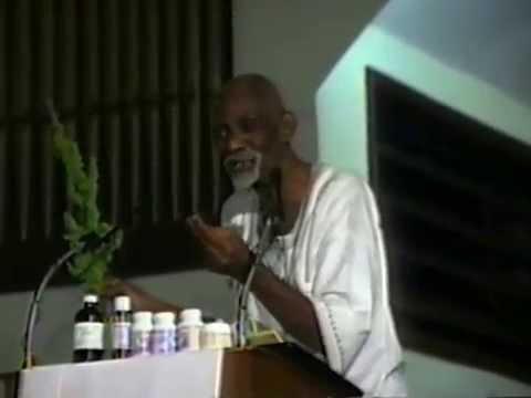 Dr  Sebi | God Food, the Cure for AIDS, Cancer & Heart Disease Pt 2