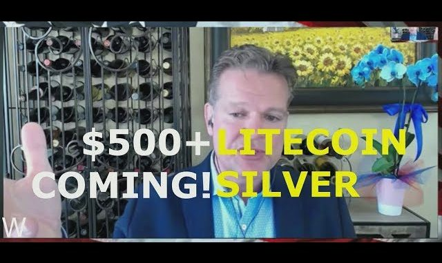 $500+🚀 LITECOIN / SILVER 2019 – The Health and Wealth Place
