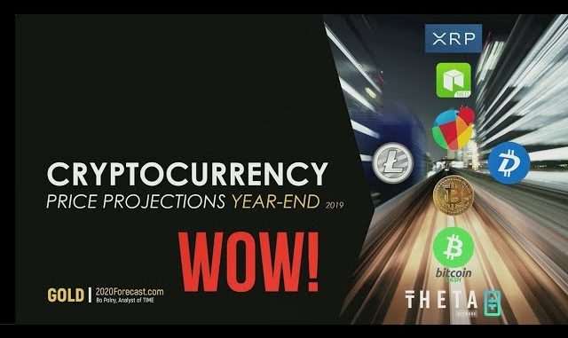 Cryptocurrency Price Projections Year-End 2019 🚀 – The Health and